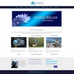 Stress and Your Health - PLR Website Offer