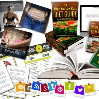 Keto & Fasting Diets PLR Special - HFLC & HPLF Diets, Low Carb Atkins Diet