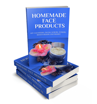 Homemade Face Products PLR eBook
