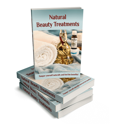 Natural Beauty Treatments eBook