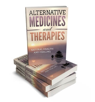 Alternative Medicines PLR Report Cover