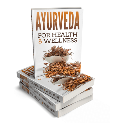 Ayurveda for Health and Wellness eBook PLR