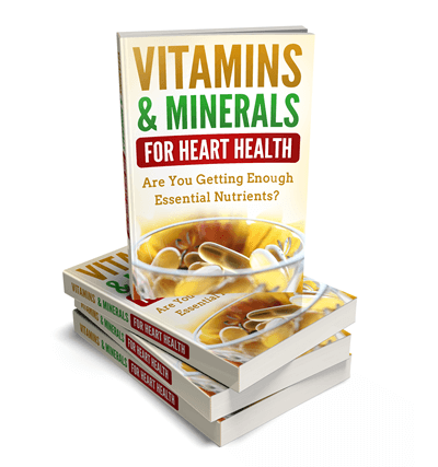 Vitamins and Minerals for Heart Health PLR ecover