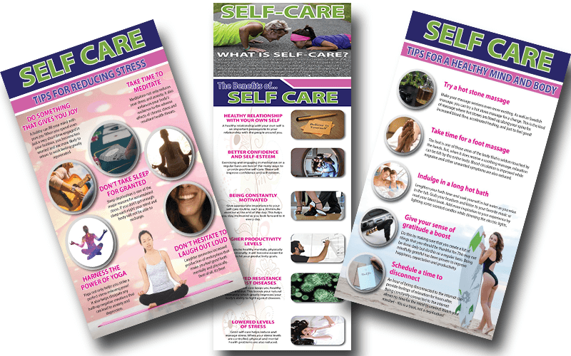 Self Care Infographics