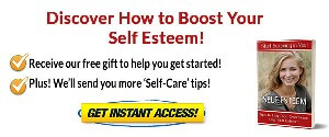 Self Esteem Call to Action Graphic