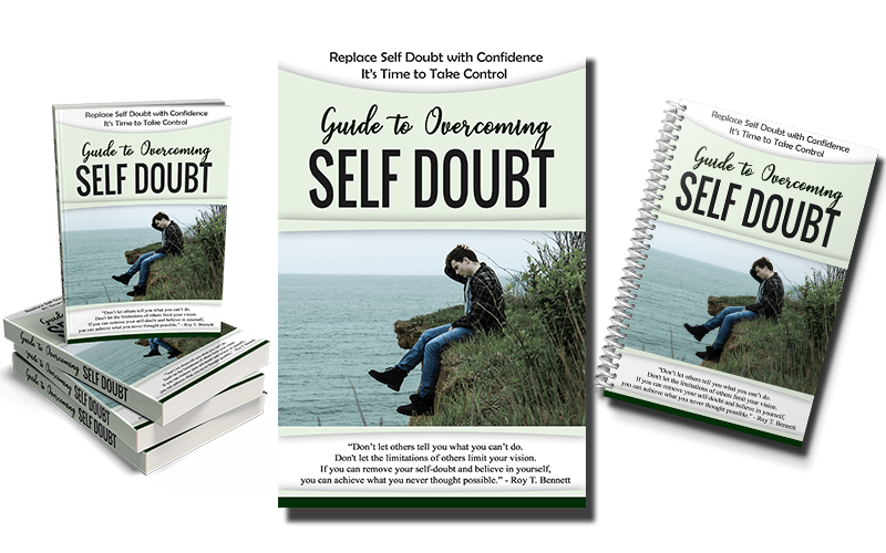Self Doubt Report eCovers