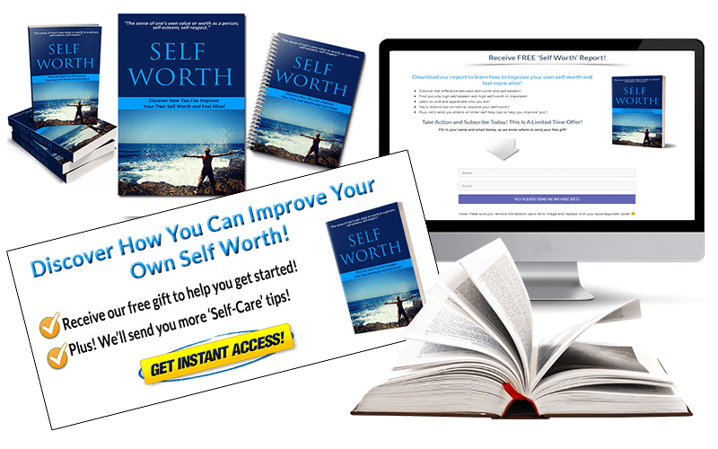 Self Worth PLR Package