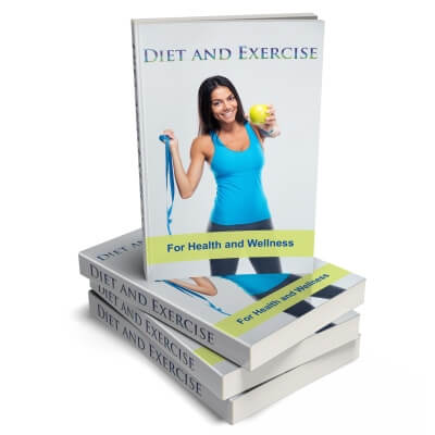Diet and Exercise PLR Report eCover