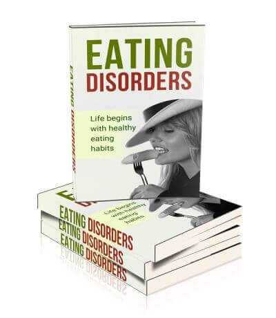Eating Disorders PLR ecover