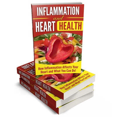 Inflammation and Heart Health PLR eCover