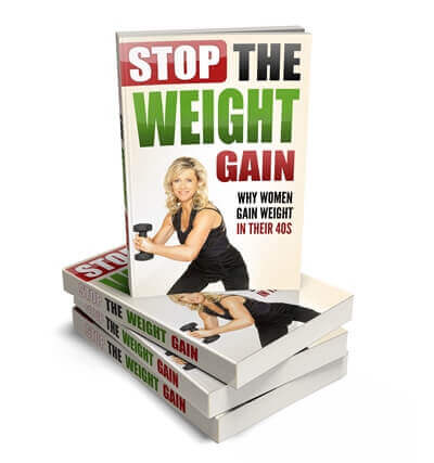 Stop The Weight Gain PLR eBook