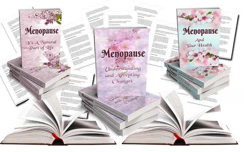Menopause PLR Bonus Pack