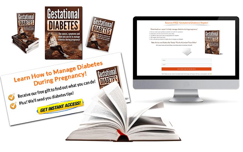 Gestational Diabetes PLR Package