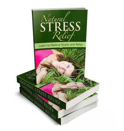 Natural Stress Relief PLR