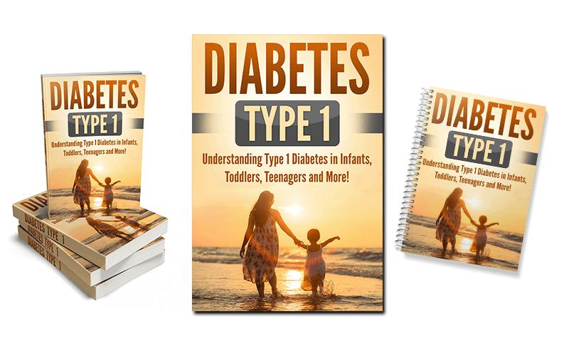 Type 1 Diabetes eCovers