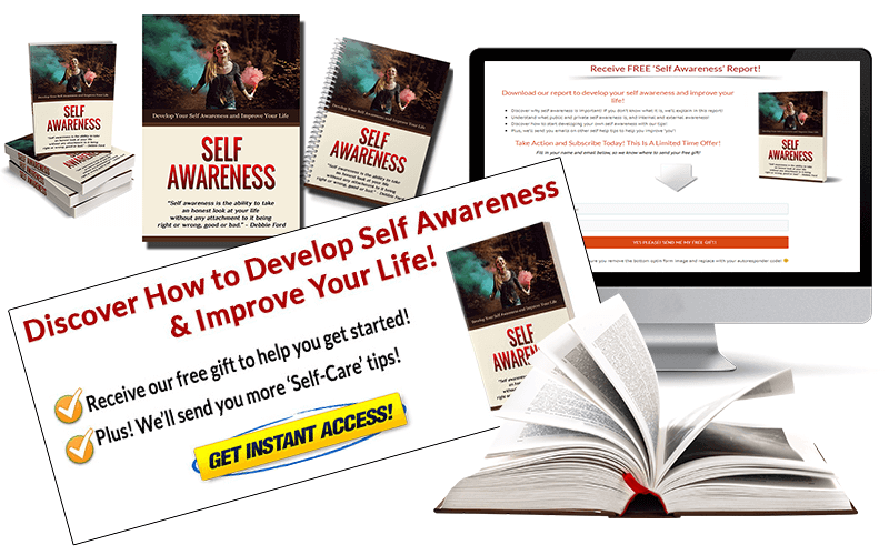 Self Awareness PLR Package