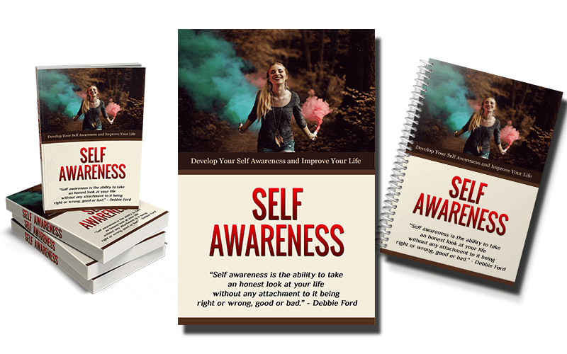 Self Awareness PLR Report eCovers