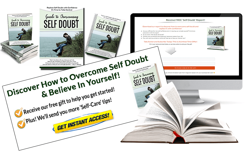 Self Doubt PLR Package