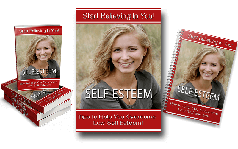 Self Esteem Report eCovers
