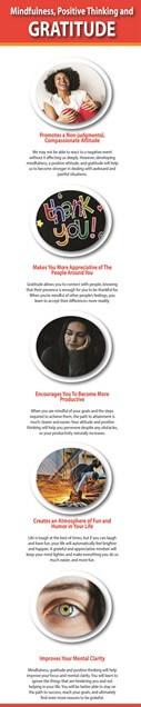 Gratitude PLR Infographic