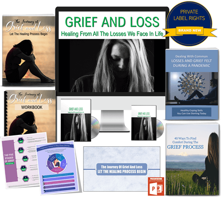 Healing From Grief and Loss PLR