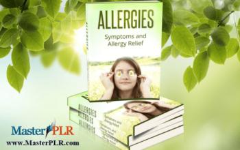 Allergies PLR Package