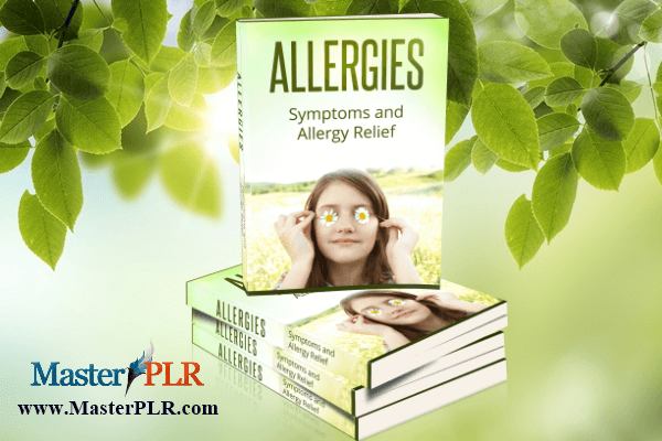 Allergies PLR Package
