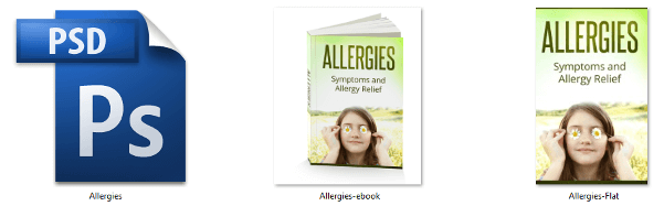 Allergy eBook Files