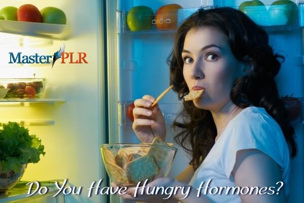 Hunger Hormones & Healthy Eating PLR Articles