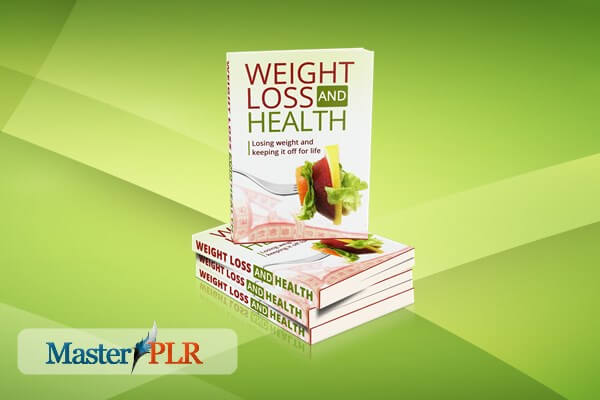 Weight Loss PLR Package