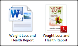 Weight-Loss-Report