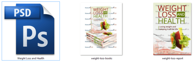 weight-loss-report-graphics