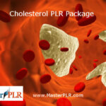 Cholesterol PLR Articles, Infographic, Tweets