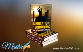Meditation PLR Package