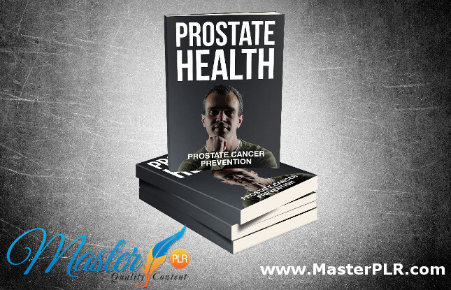 Prostate Health PLR Pack