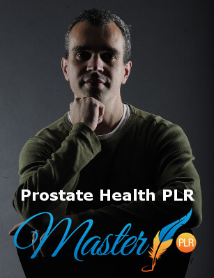Prostate Health PLR Package