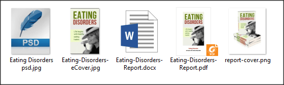 Eating Disorder Report