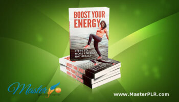 Energy and Fatigue PLR Pack