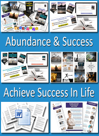 Abundance & Success PLR - Super Pack Image
