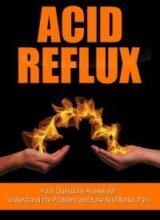 Acid Reflux PLR - GERD, Heartburn, Indigestion Image