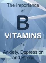 Anxiety B Vitamins & Depression, Stress Image