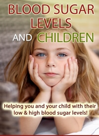 Blood Sugar Levels and Children PLR