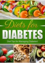 Diabetes Diet PLR - Managing Diabetes Image