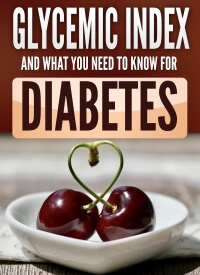 Glycemic Index & Diabetes PLR