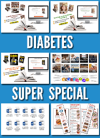 Diabetes PLR Super Mega Pack