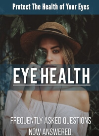 Eye Health PLR Image