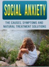 Anxiety - Social Anxiety Disorder PLR Image