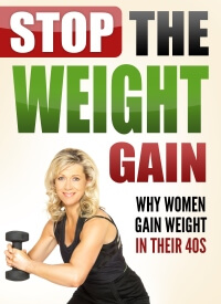 Womens Health PLR - Stop The Weight Gain