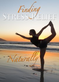 Stress Relief Naturally PLR Pack