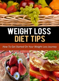 Weight Loss Diet Tips PLR Pack